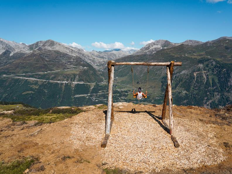 Image 13 - Swing the World - Ticino