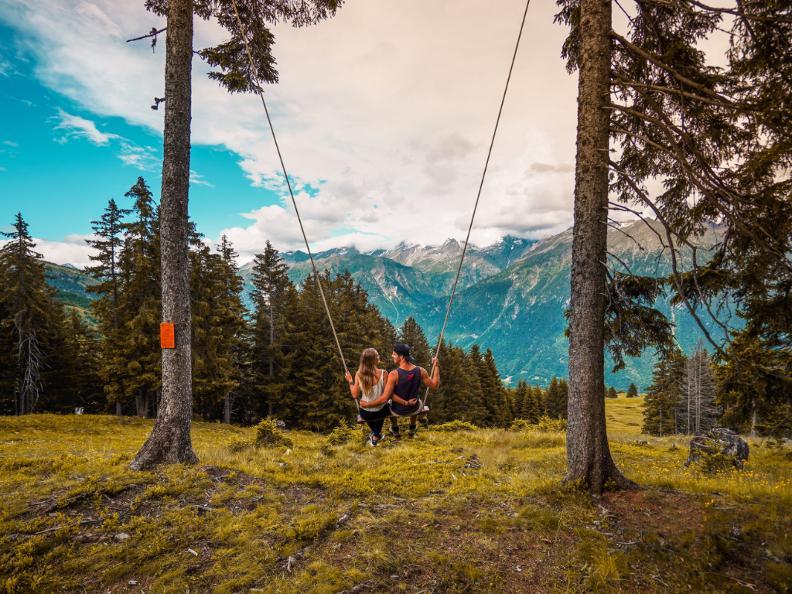 Image 1 - Swing the world - Ticino
