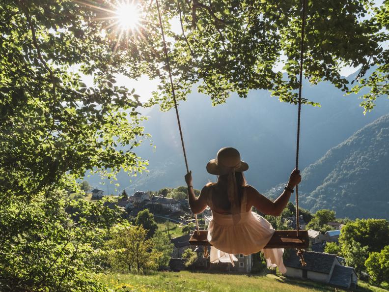 Image 7 - Swing the world - Ticino
