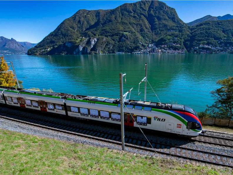 Image 0 - Discover Ticino by train!