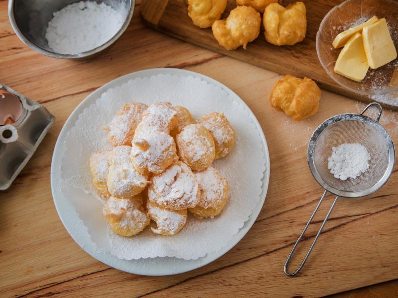 Image 0 - Tortelli di San Giuseppe (choux pastry) - The recipe