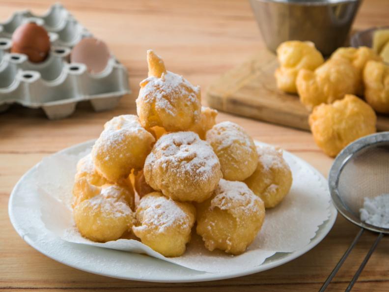 Image 1 - Tortelli di San Giuseppe (choux pastry) - The recipe