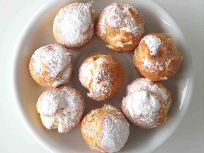 Image 2 - Tortelli di San Giuseppe (choux pastry) - The recipe