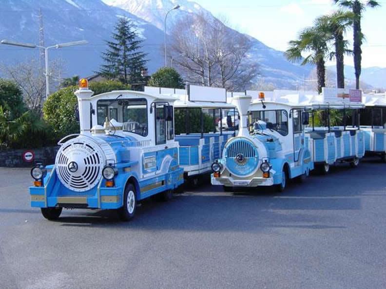 Image 0 - Ausflugsbahn Locarno und Ascona