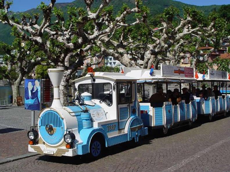 Image 1 - Ausflugsbahn Locarno und Ascona
