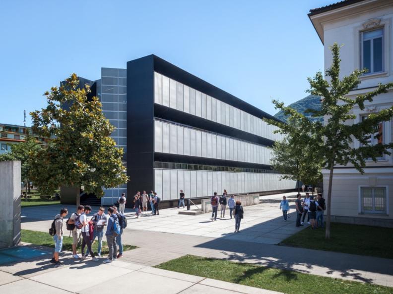 Image 1 - Visiter l'Università della Svizzera italiana