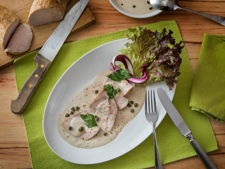 Image 1 - Veal with tuna sauce - The recipe