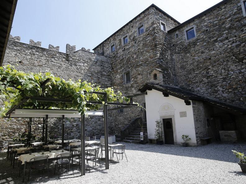 Image 19 - Die drei mittelalterlichen Burgen von Bellinzona