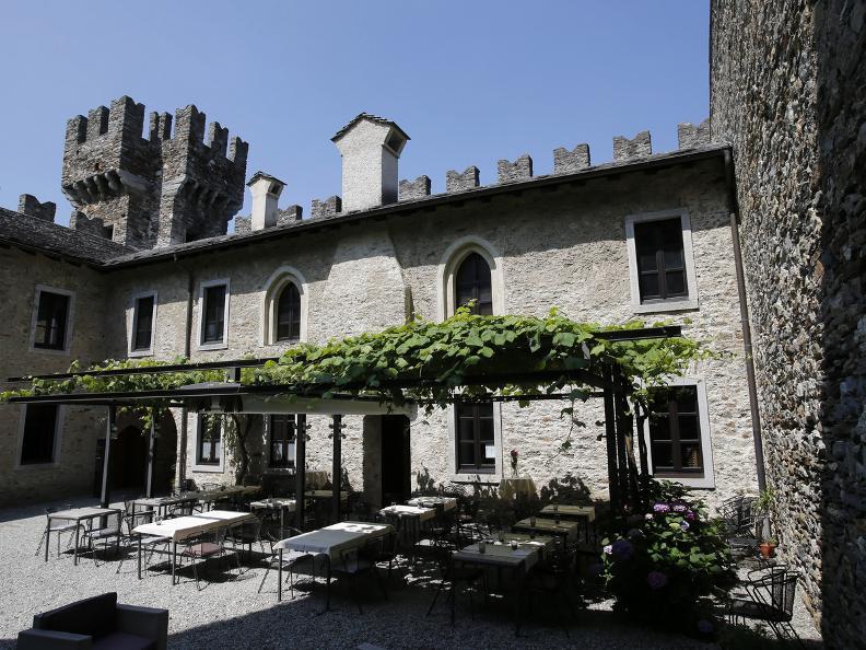 Image 18 - Die drei mittelalterlichen Burgen von Bellinzona