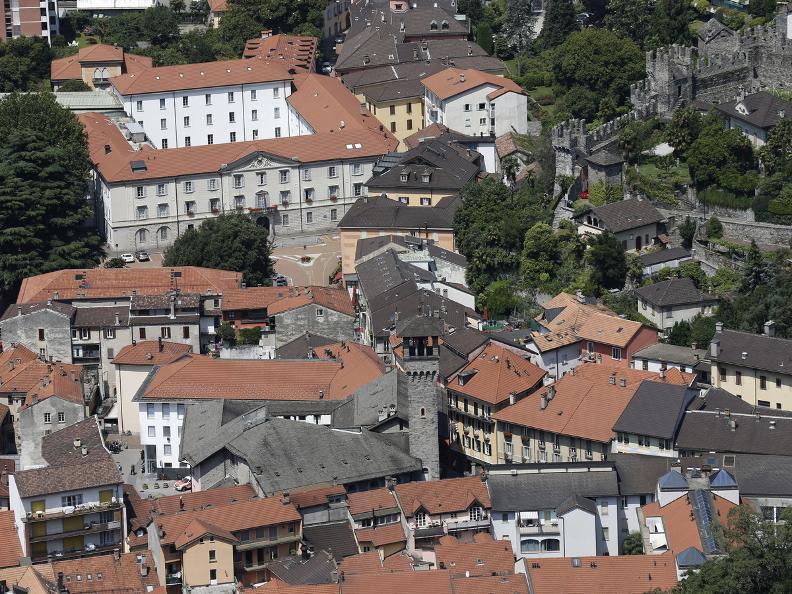 Image 16 - Die drei mittelalterlichen Burgen von Bellinzona