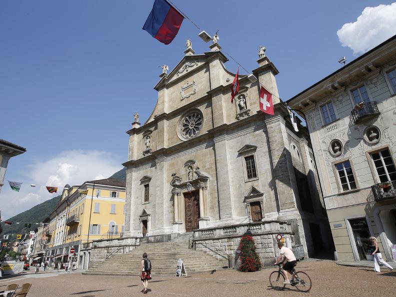 Image 11 - Die drei mittelalterlichen Burgen von Bellinzona