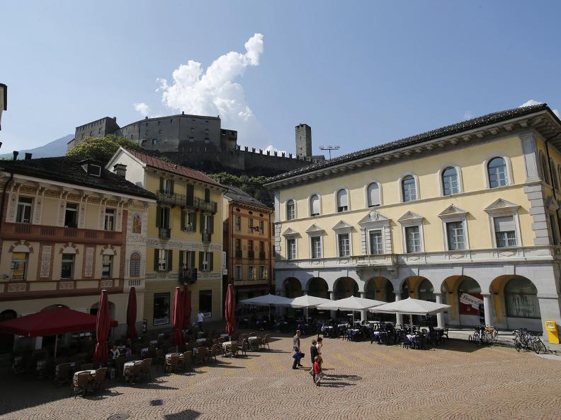 Image 12 - Die drei mittelalterlichen Burgen von Bellinzona