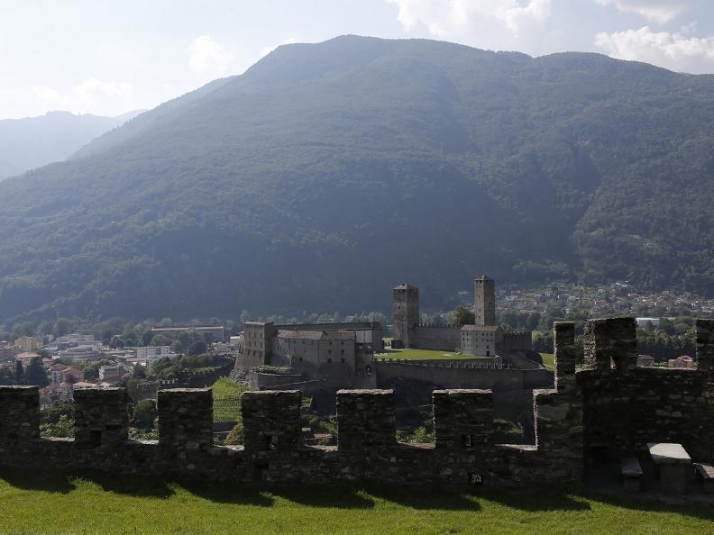 Image 15 - Die drei mittelalterlichen Burgen von Bellinzona