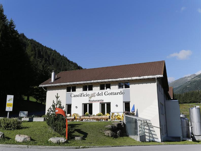 Image 1 - The Alpages of Val Bedretto route