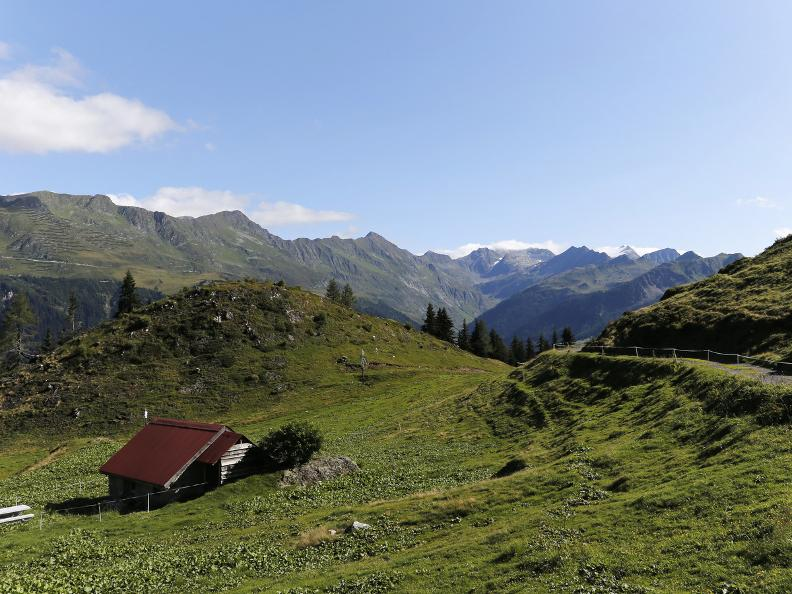 Image 2 - The Alpages of Val Bedretto route