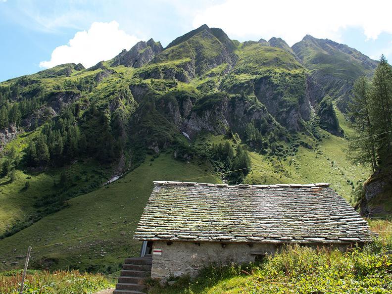Image 4 - The Strada degli Alpi of Bedretto Valley
