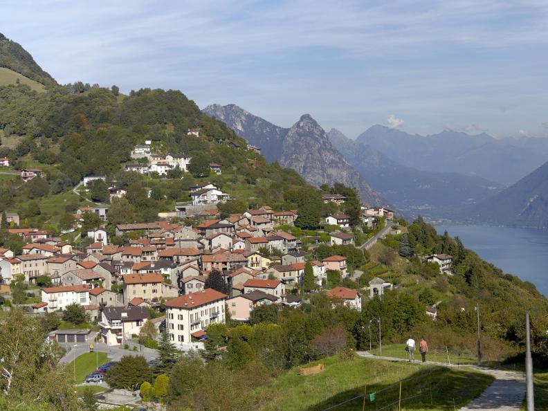 Image 8 - Monte Brè - Gandria - Castagnola