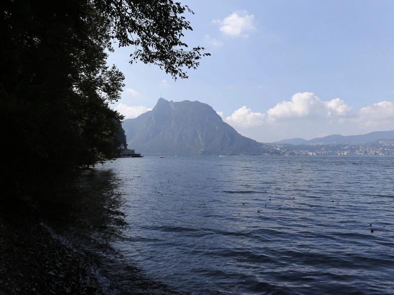 Image 3 - Von Caprino nach Cantine di Gandria dem Luganersee entlang