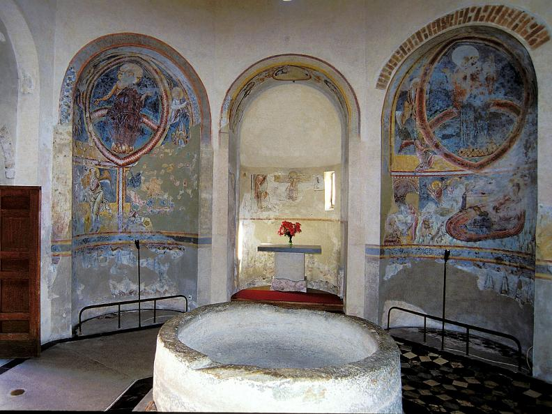 Image 1 - Riva San Vitale: Baptistery