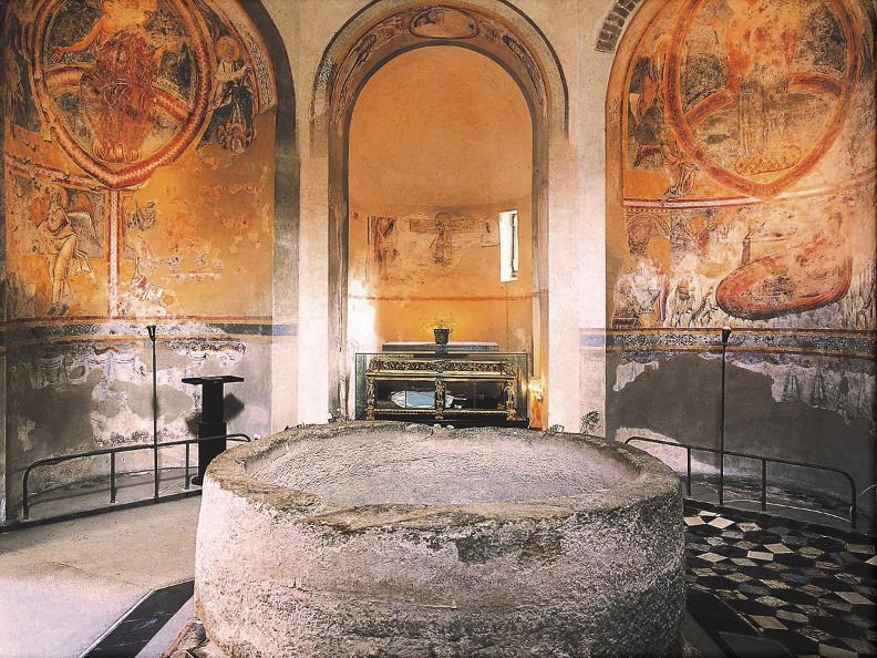 Image 2 - Riva San Vitale: Baptistery