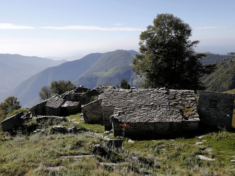 Image 6 - Sentiero Smeraldo Cabbio - Bellavista - Cabbio