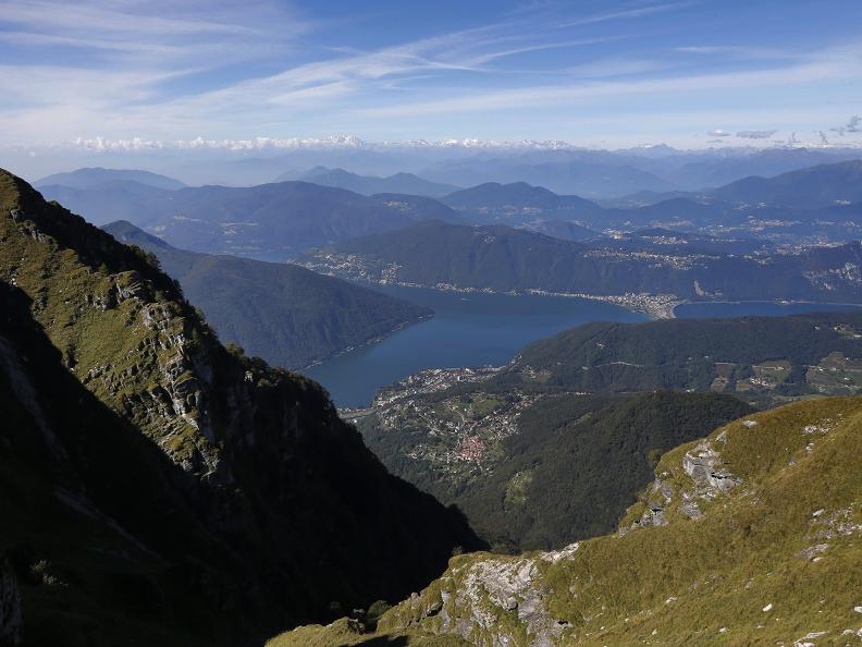 Image 10 - Sentiero Smeraldo Cabbio - Bellavista - Cabbio