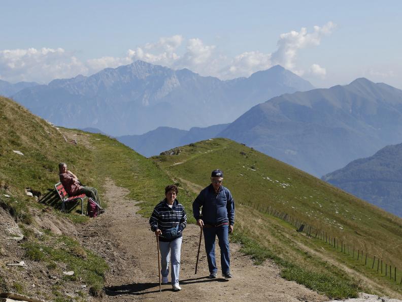 Image 11 - Sentiero Smeraldo Cabbio - Bellavista - Cabbio