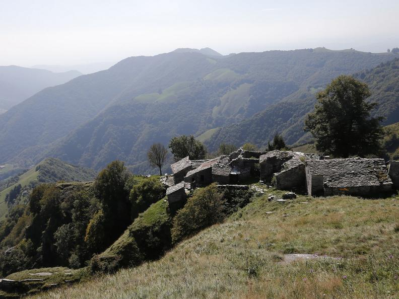 Image 15 - Sentiero Smeraldo Cabbio - Bellavista - Cabbio