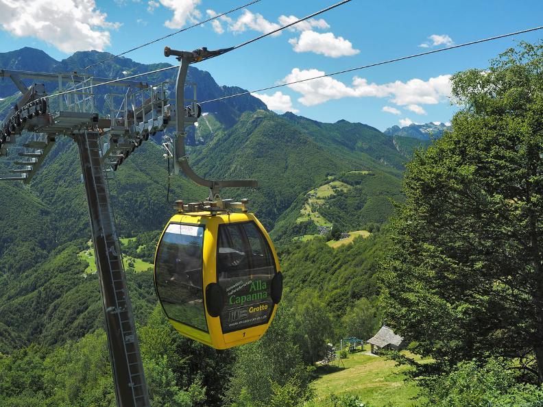 Image 1 - Monte Comino - Slögna - Intragna
