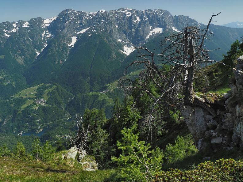 Image 0 - Monte Comino - Slögna - Intragna