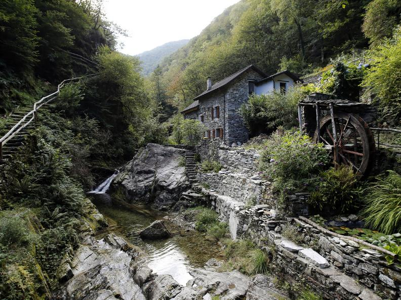 Image 5 - Monte Comino - Slögna - Intragna