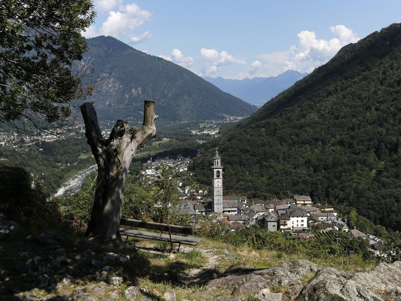 Image 10 - Monte Comino - Slögna - Intragna