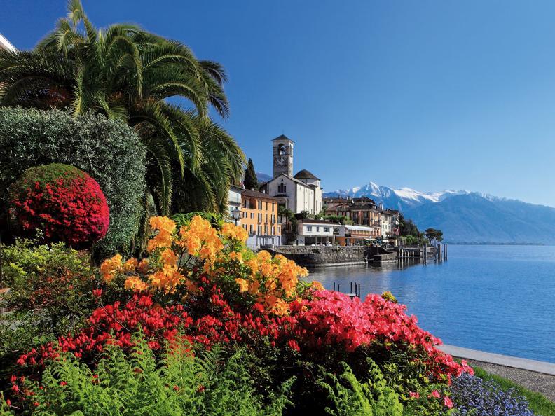 Image 0 - Brissago - Ronco s. Ascona - Ascona