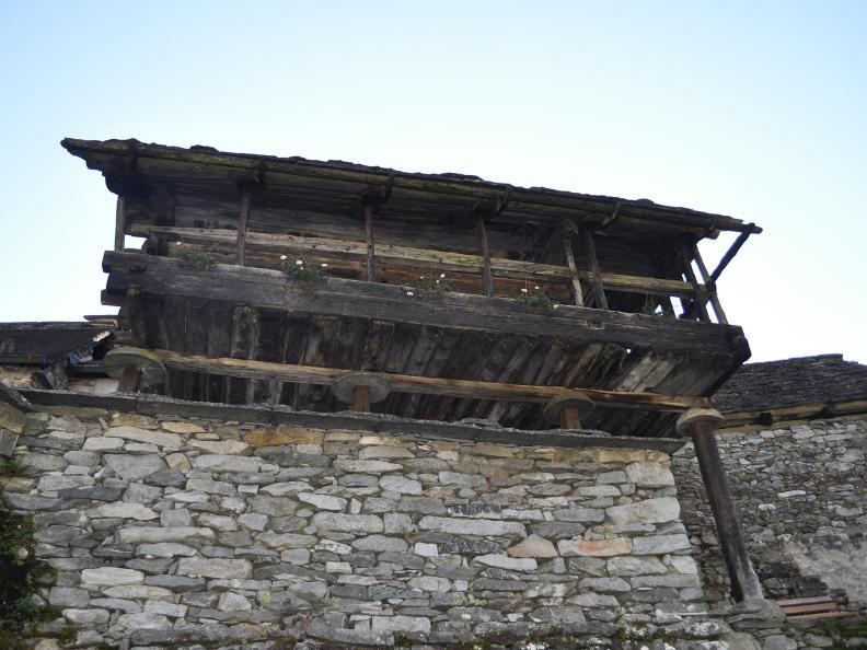 Image 1 - Val Bavona: Sonlerto - Wasserfall Foroglio - Bignasco