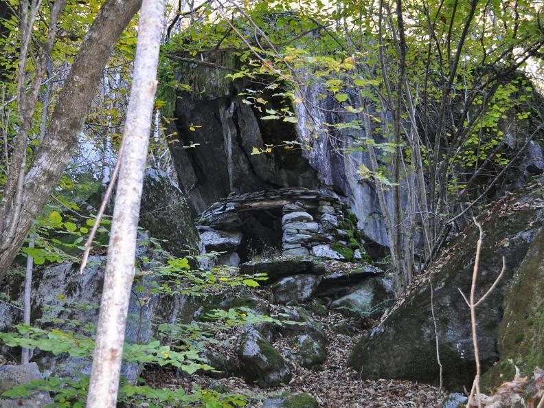 Image 22 - Val Bavona: Sonlerto - Waterfall of Foroglio - Bignasco