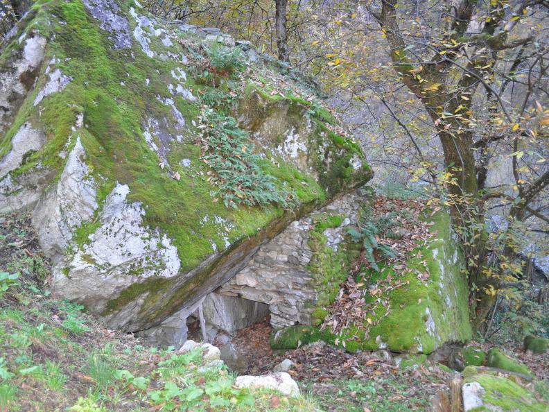 Image 23 - Val Bavona: Sonlerto - Waterfall of Foroglio - Bignasco