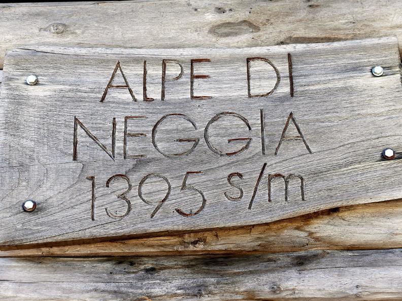 Image 0 - Vira G. - Poncino della Croce - Alpe di Neggia