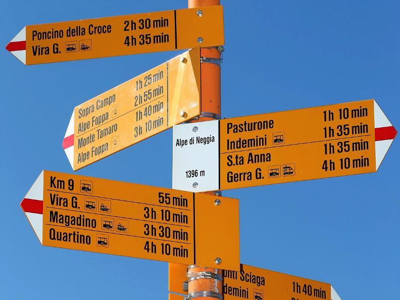 Image 1 - Vira G. - Poncino della Croce - Alpe di Neggia