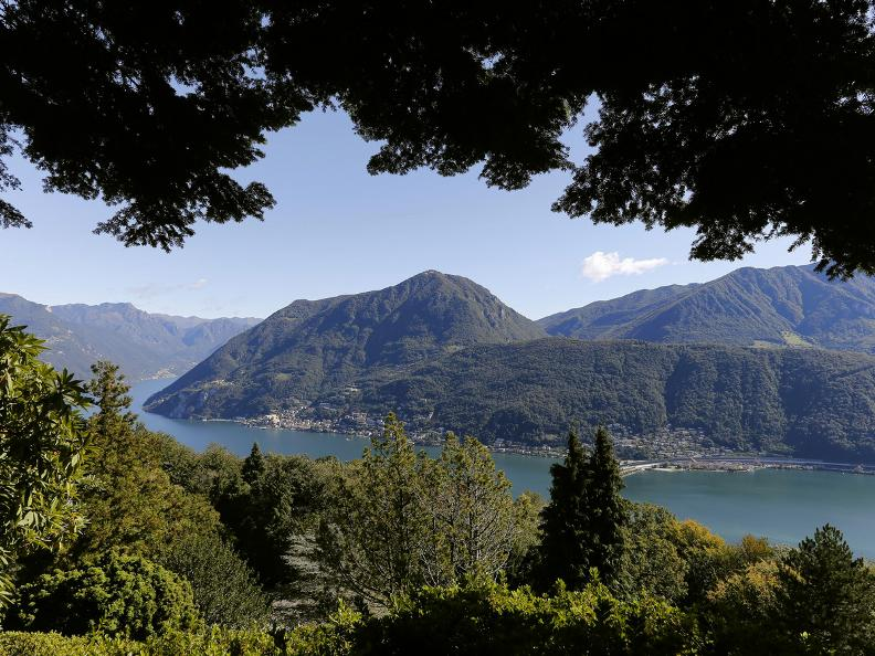Image 9 - San Salvatore - Morcote, entre nature et culture