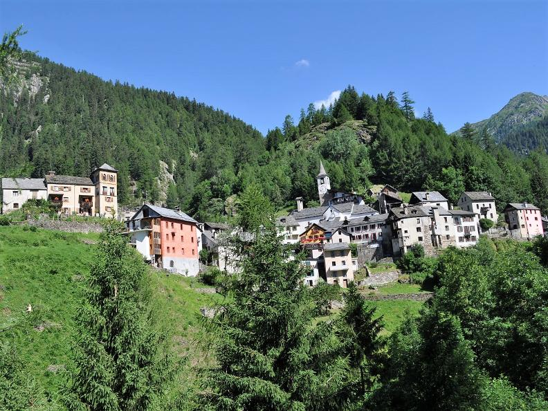 Image 3 - La Vallemaggia e i suoi famosi alpeggi