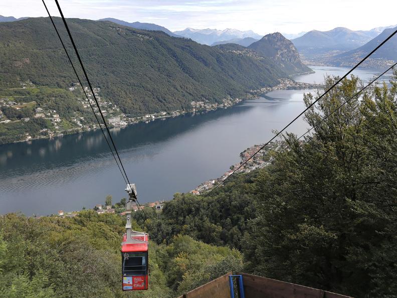 Image 5 - Sentiero Smeraldo Mendrisio - Serpiano