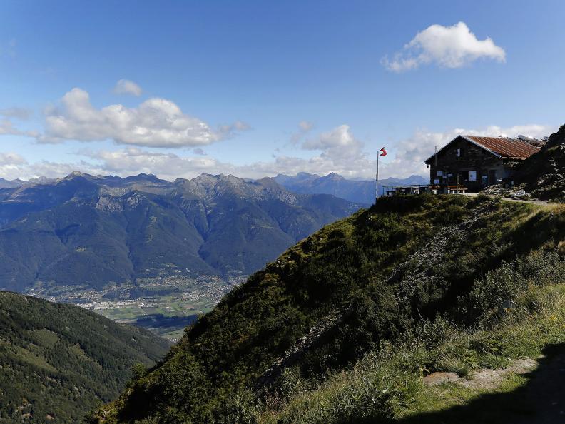 Image 4 - Der Höhenweg Monte Tamaro - Monte Lema