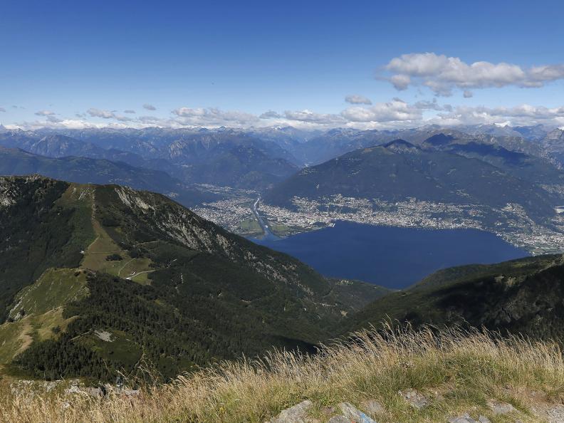 Image 7 - The Monte Tamaro - Monte Lema traverse