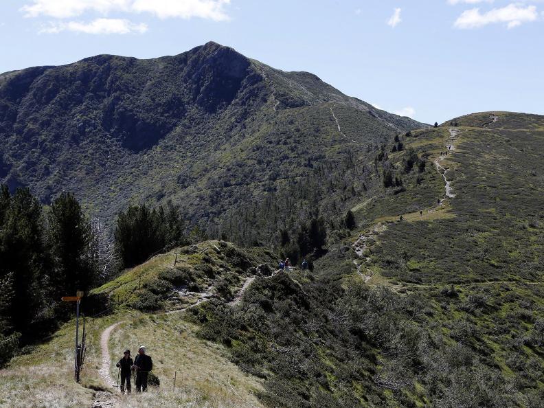 Image 8 - The Monte Tamaro - Monte Lema traverse