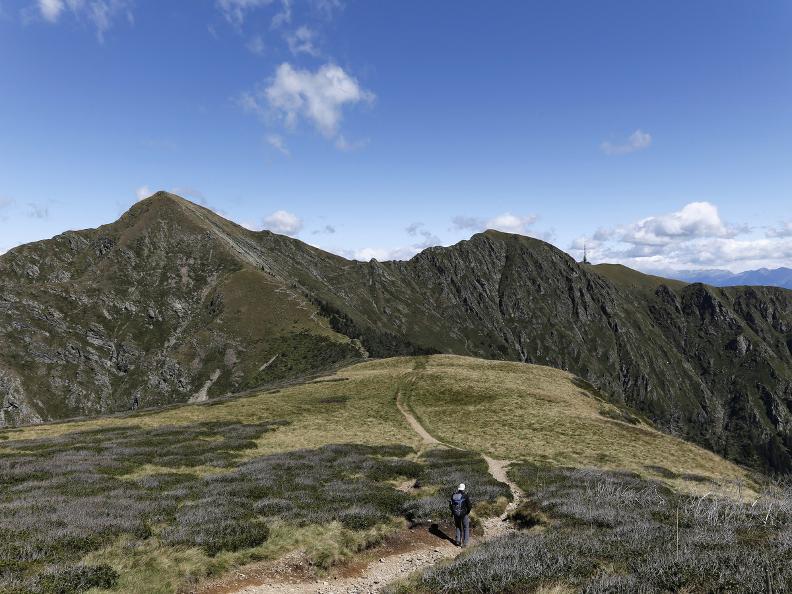 Image 6 - The Monte Tamaro - Monte Lema traverse