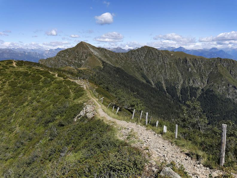 Image 11 - The Monte Tamaro - Monte Lema traverse
