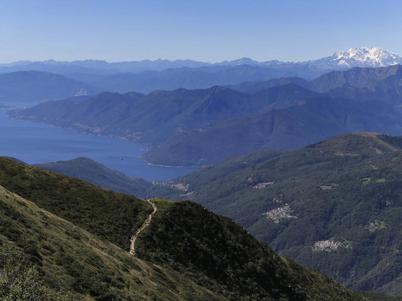 Image 9 - Der Höhenweg Monte Tamaro - Monte Lema