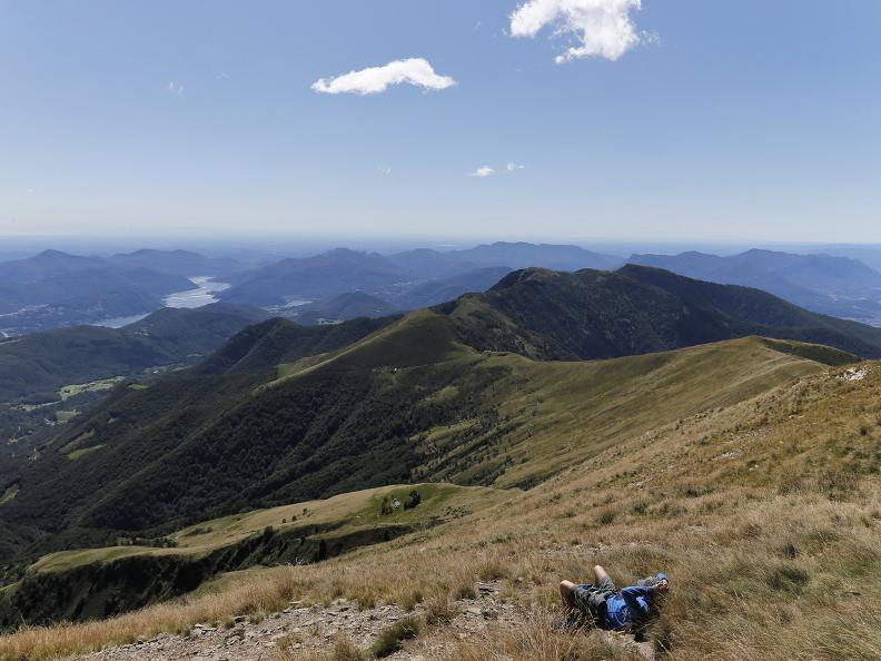 Image 10 - The Monte Tamaro - Monte Lema traverse