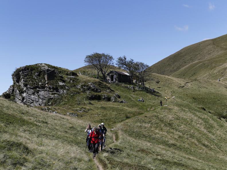 Image 14 - The Monte Tamaro - Monte Lema traverse
