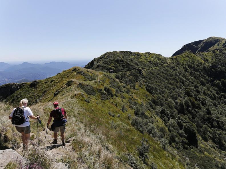 Image 15 - The Monte Tamaro - Monte Lema traverse
